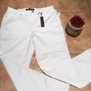 White jeans- new with tags!